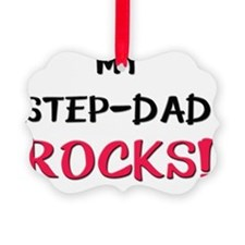 5-4-3-STEP-DAD Ornament