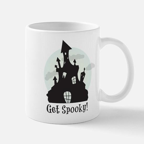 Get Spooky Mug