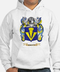Knott Coat of Arms (Family Crest) Hoodie