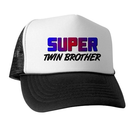 5-4-3-TWIN-BROTHER Trucker Hat