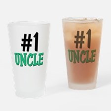 7-6-5-4-3-UNCLE Drinking Glass