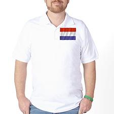 Pure Flag Nederlands T-Shirt