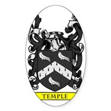 TEMPLE Decal