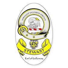 STEWART-OF-GALLOWAY Decal