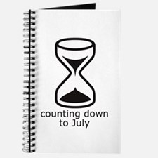 counting down July due date Journal