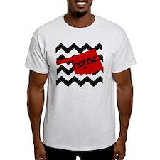 Oklahoma HOME State Crimson T-Shirt