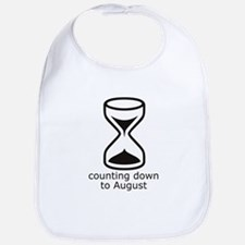 counting down August due date Bib