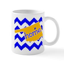 Oklahoma HOME State Tulsa Tee Mug
