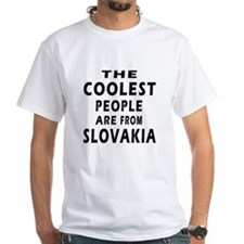 The Coolest Slovakia Designs Shirt