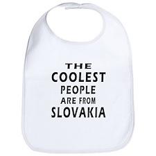 The Coolest Slovakia Designs Bib