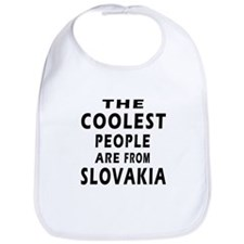The Coolest Slovakia Designs Bib