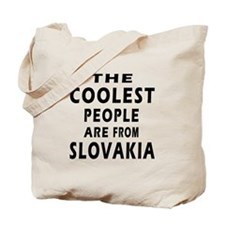 The Coolest Slovakia Designs Tote Bag