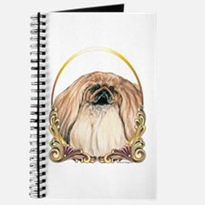 Pekingese Christmas/Holiday Journal