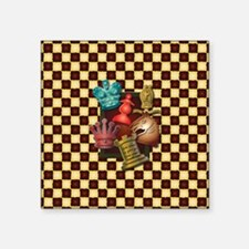 Chess Boxes Sticker