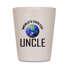 3-UNCLE Shot Glass