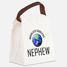 3-NEPHEW Canvas Lunch Bag