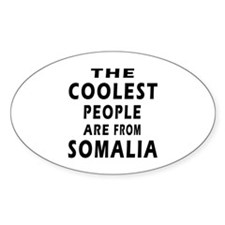 The Coolest Somalia Designs Decal