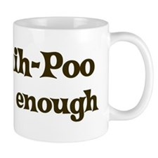 One Shih-Poo Mug