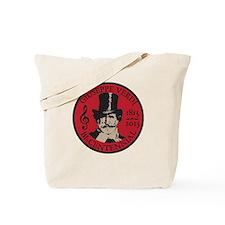 GIUSEPPE VERDI BI-CENTENNIAL red2 Tote Bag