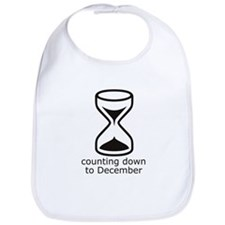 count down December due date Bib