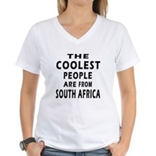 The Coolest South Africa Designs Shirt