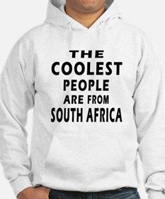 The Coolest South Africa Designs Hoodie