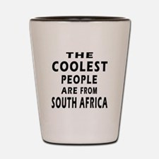 The Coolest South Africa Designs Shot Glass