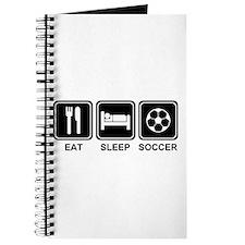 EAT SLEEP SOCCER Journal