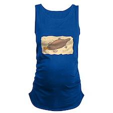 cute lil platypus.png Maternity Tank Top