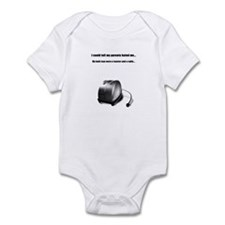 Toaster Infant Bodysuit