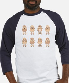One of These Poodles! Baseball Jersey