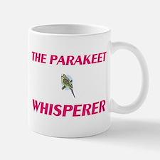 The Parakeet Whisperer Mugs
