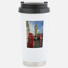 London phone box Travel Mug