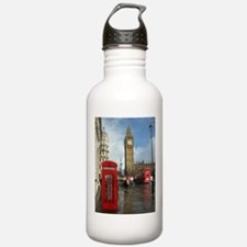 London phone box Water Bottle