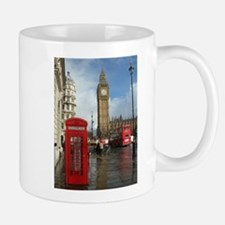 London phone box Small Small Mug