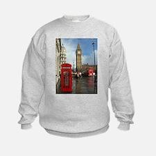 London phone box Sweatshirt