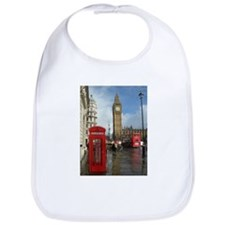 London phone box Bib