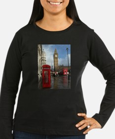 London phone box Long Sleeve T-Shirt