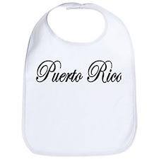 Cute n Classic Puerto Rico Bib