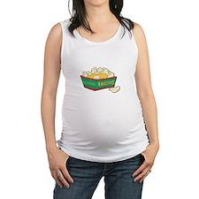 nachos copy.jpg Maternity Tank Top