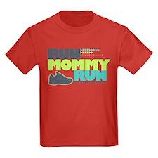 Run Mommy Run - Shoe - T-Shirt