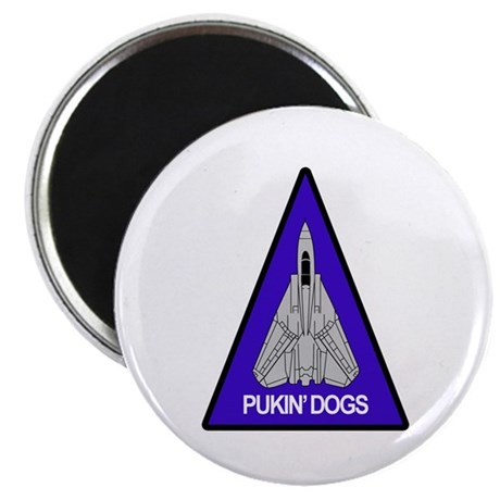 VF-143 Pukin' Dogs Magnet