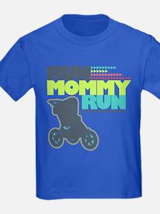 Run Mommy Run - Stroller T-Shirt