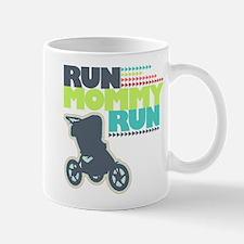 Run Mommy Run - Stroller Mug
