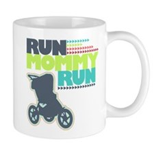 Run Mommy Run - Stroller Mug