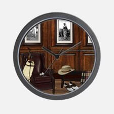 Country Club Wall Clock