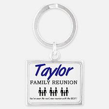Taylor Landscape Keychain