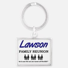 Lawson Landscape Keychain