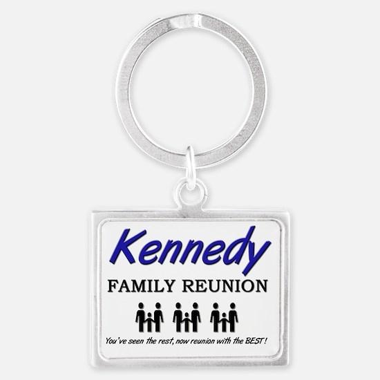 Kennedy Landscape Keychain