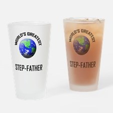 STEP-FATHER Drinking Glass